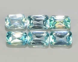 4.65 CTS~EXCEPTIONAL NATURAL RARE FANCY  BLUE~ZIRCON EXCELLENT!!