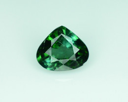 1.25 ct Natural Green Tourmaline - From Africa