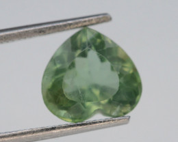 2.25 Ct Gorgeous Color Natural Apatite.