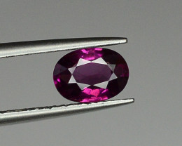 1.20 ct Grape Garnet from Mozambique