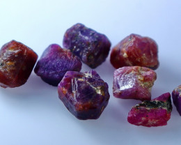 NR!!! 68.70 Cts Natural & Unheated~ Pink Ruby Rough Lot