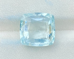 Natural Aquamarine 4.30 Cts Good Quality Gemstone