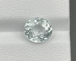 1.70 CT Aquamarine Gemstones