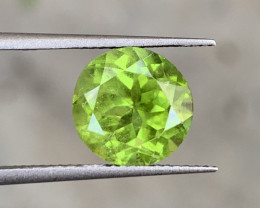 5.04 Cts Natural Peridot Gemstone