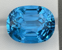 47.65 CT Topaz Gemstones top cutting top luster