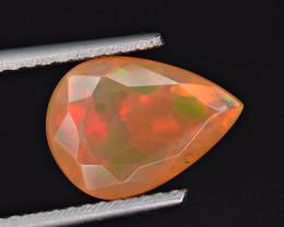WOW 1.63Carat Amazing Multi Fire Top Worthy Opal Perfect Cut Gemstone