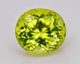 Peridot 4.40 Ct Natural Amazing Color, Top Quality  ~ 1