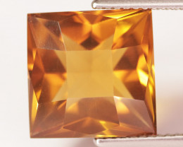 8.00 Cts Golden Yellow Color Natural Citrine Gemstone