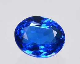 ~Rarest~ 0.11 Cts Natural Neon Blue Hauyne UnHeated