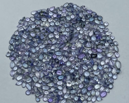 AA Grade 94.48 CT Tanzanite Gemstone parcel mix lot every shape