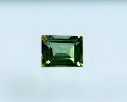 NR!!! 1.20 Cts Natural & Unheated~ Green Tourmaline Gemstone
