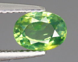 1.465 CT ZIRCON HUNTER GREEN 100% NATURAL UNHEATED