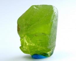 NR!!! 31.80 Cts Natural & Unheated~ Green Peridot Crystal