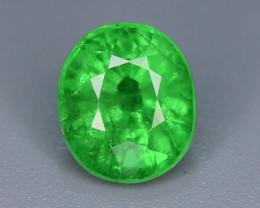 AAA Grade 1.50 ct Forest Green Tsavorite Garnet-K
