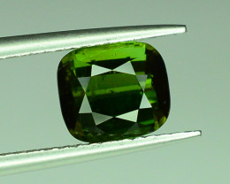 2.00 ct Natural Green Tourmaline - from Africa