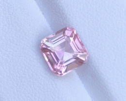 Brilliant Color 2.65 Ct Natural  pink tourmaline