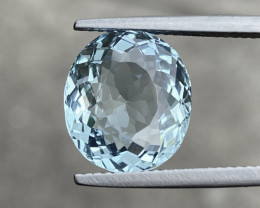 6.18 Cts Natural Aquamarine Quality Gemstone
