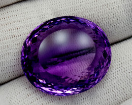 57.25CT AMETHYST BEST QUALITY GEMSTONE IIGC41