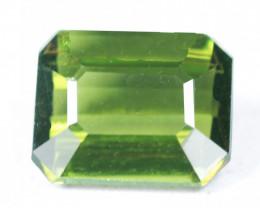 *No Reserve* 2.00 Cts Green Tourmaline Natural  Gemstone