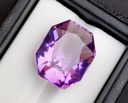 Amazing  23.50 Ct Gorgeous Color Natural Amethyst Amethyst