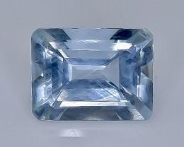 2.16 Crt Aquamarine Faceted Gemstone (Rk-4)