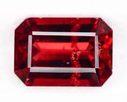 Top Grade 3.20 ct Fancy Cut Red Garnet