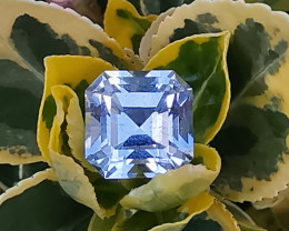 Aquamarine, 7.48ct excellent stone of extraordinary quality and cut!!