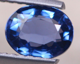 1.08ct Natural Blue Spinel Oval Cut Lot D550