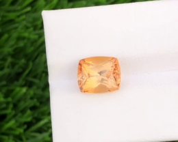 Natural  Golden Color Topaz, 4.99 carats