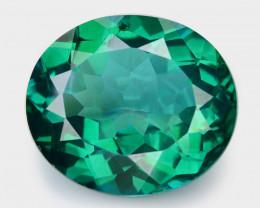No Reserve* Green Topaz 10.16 Carat Rare Natural Loose Gemstones