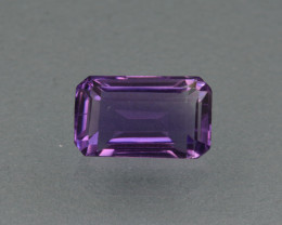 Natural Amethyst 3.65  Cts Top Quality