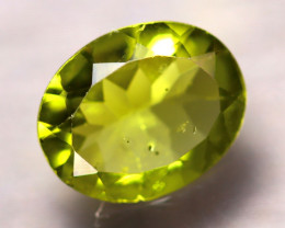Peridot 2.20Ct Natural Pakistan Himalayan Green Peridot D1906/A10