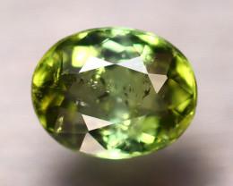 Tourmaline 1.38Ct Natural Green Color Tourmaline D1913/B48