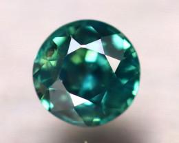 Unheated Sapphire 1.00Ct Natural Peacock Sapphire D2105/B9