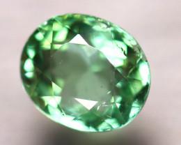 Tourmaline 1.35Ct Natural Green Color Tourmaline D2111/B49