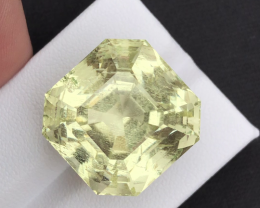 43.45 Ct Brilliant Color Natural Citrine