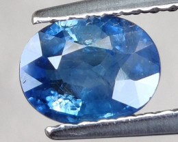 1.10 CTS EXCELLENT NATURAL ULTRA RARE SRILANKA BLUE SAPPHIRE
