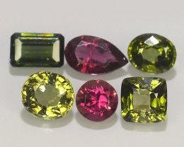 3.75 CTS AWESOME NATURAL FANCY TOURMALINE EXCELLENT GEM!!