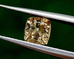0.99CT RARE AXINITE BEST QUALITY GEMSTONE IIGC42