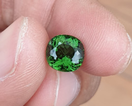 NO TREAT 2.49 CTS NATURAL STUNNING TOP GREEN TOURMALINE NIGERIA