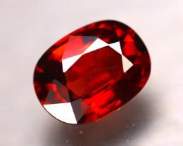Almandine 2.80Ct Natural Vivid Blood Red Almandine Garnet E2023/B26