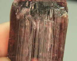 Wow Very Beautiful Heated Rubellite Crystal Un Damaged From Afghanistan