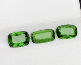 1.65 ct Natural Untreated Chrome diopside ~LOT