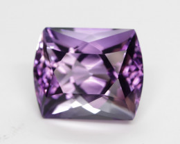 NR 24.15 Cts  Top color Fancy cut Natural  Amethyst Gemstone