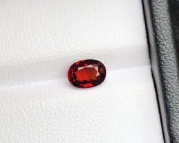Top Grade 1.05ct lovely Spessartite Garnet Ring Size