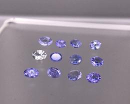 5.22 cts  Natural  Blue Tanzanite  Parcels   SKU : 63