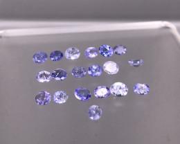 6.20 cts Natural Blue Tanzanite Parcels  SKU : 65