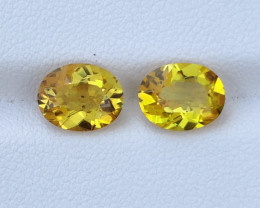 3.20 CTS GENUINE NATURAL GOLDEN YELLOW BERYL FLAWLESS  COLLECTION