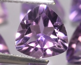 13.25 CTS  NATURAL PURPLE AMETHIYST TRILLON COLLECTION