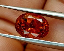 3.12Crt Madeira Citrine Natural Gemstones JI38